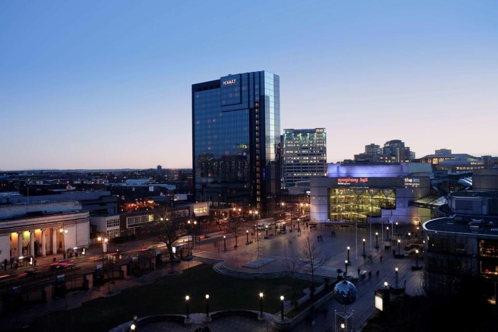 Hyatt-Hotel-Birmingham-City-Centre