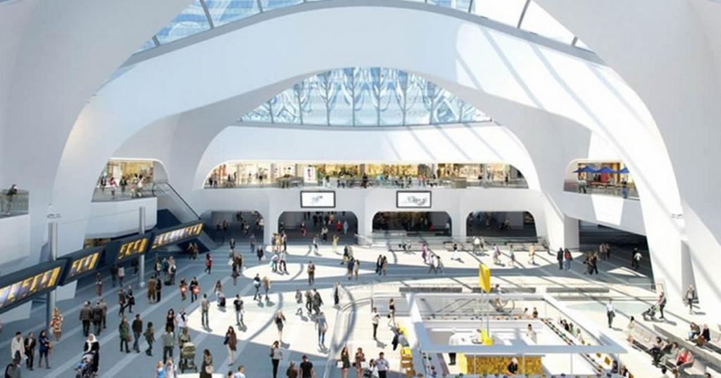 Grand-Central-Train-Station-Birmingham